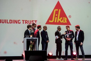 Победа Sika в Swiss Technology Award 2019